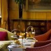 Hotel interior photograph. High Tea, Cadogan Hotel London